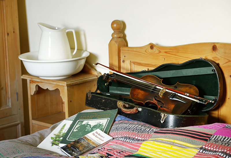 fiddle holiday lessons clare burren ireland walking music