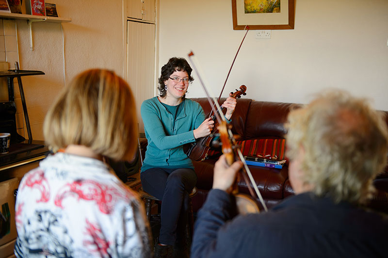 fiddle teacher lessons traditional irish clare burren ornamentation