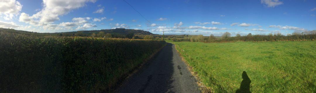 Burren Fiddle Holidays panorama