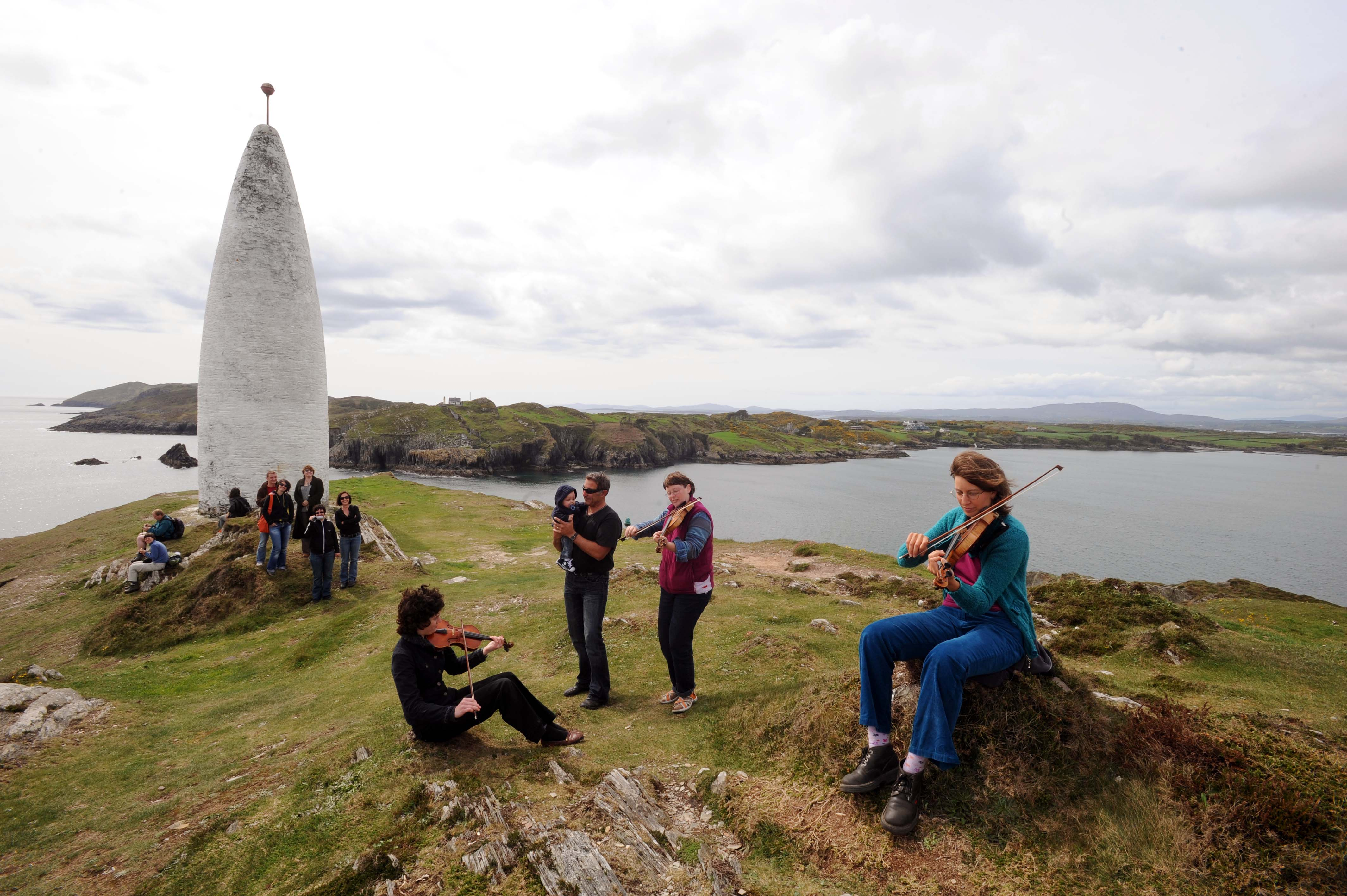 baltimore fiddle fair classes lessons tuition irish traditional burren clare ireland