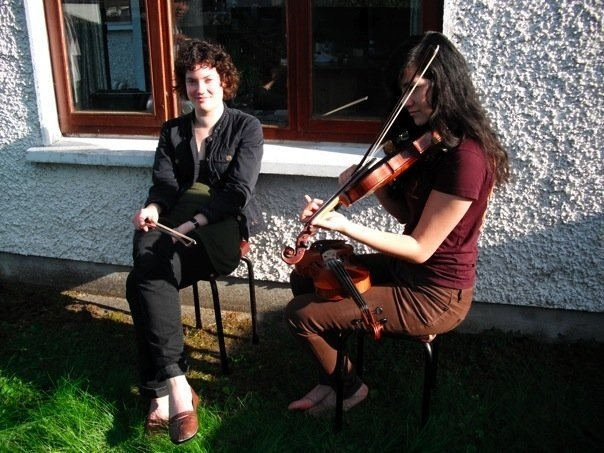 clare fiddle tuition lessons classes irish traditional holiday burren BA music dance university limerick ul