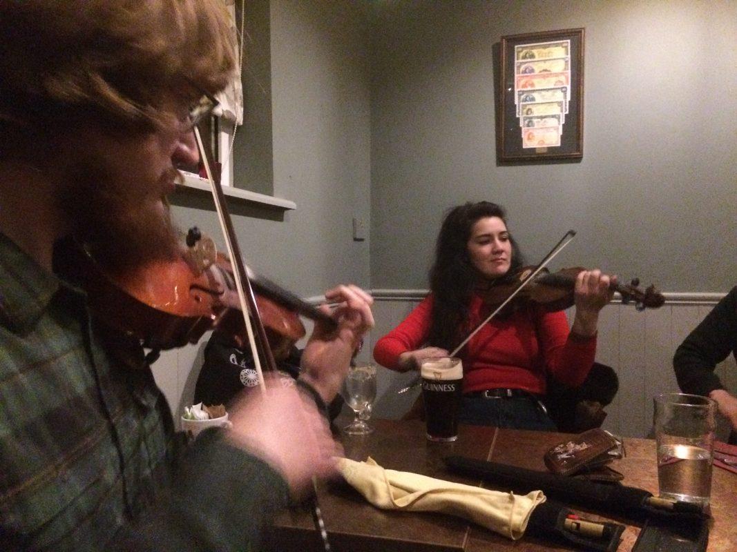 fiddle tunes, burren fiddle holidays